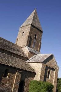 Brancion entre Tournus et Cluny ©D.Guilloux.