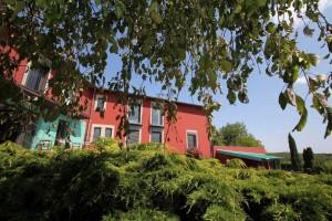 Hôtel 4 étoiles - La Montagne de Brancion entre Tournus et Cluny ©D.Guilloux.