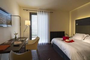 Hôtel 4 étoiles - Chambre - La Montagne de Brancion entre Tournus et Cluny