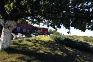Jardin - La Montagne de Brancion entre Tournus et Cluny