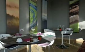 Le garde-Manger : restaurant gastronomique de la Montagne de Brancion